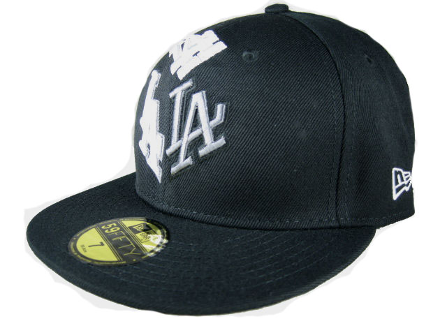 Los Angeles Dodgers MLB Fitted Hat LX15